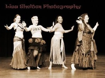 DDBD DANCING! by Lisa Shelton(c)